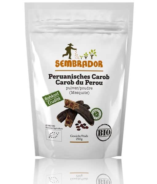 Peruanischer Carob | Mesquite | Algarrobina