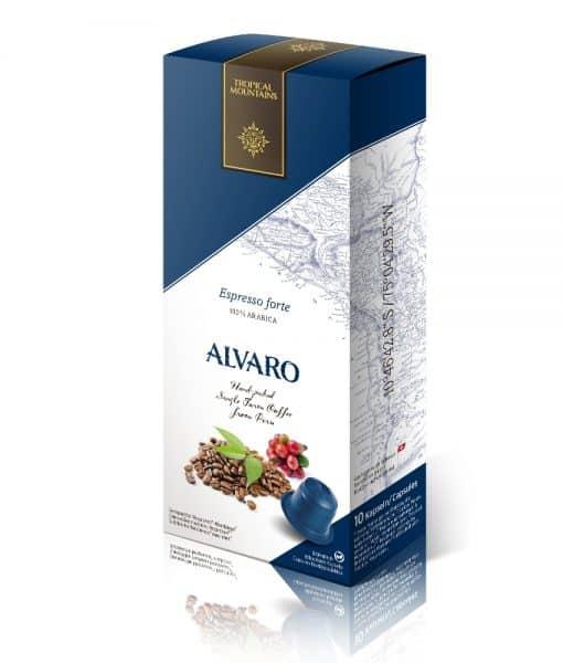Kaffeekapseln Alvaro Espresso